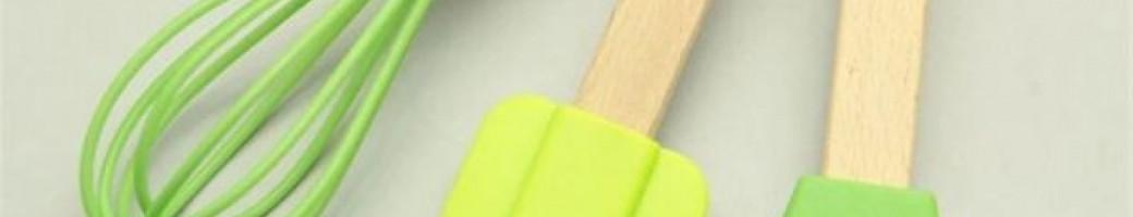 Brush, Spatula & Whisk