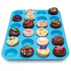 24 Cavity Silicone Muffin / Cupcake Mould