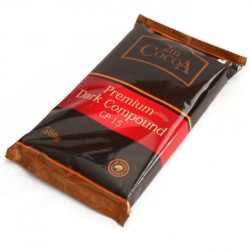 2M Cocoa Chocolate Compound - Dark