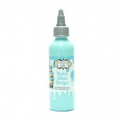 Baby Blue Drips (110 Gms.) - Confect