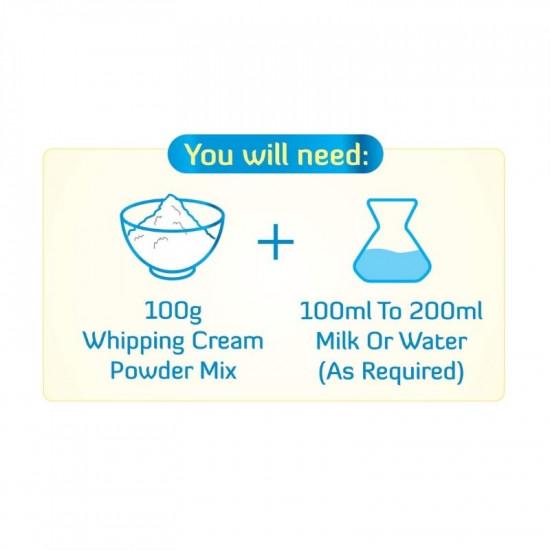 Whipping Cream Powder - Bakerswhip