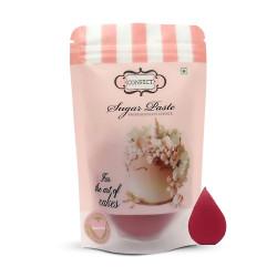 Burgundy Sugar Paste (250 gm) - Confect
