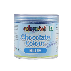 Blue Chocolate Colour - Colourmist