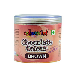 Brown Chocolate Colour - Colourmist