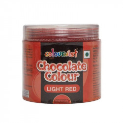 Light Red Chocolate Colour - Colourmist