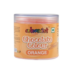 Orange Chocolate Colour - Colourmist