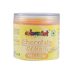 Yellow Chocolate Colour - Colourmist