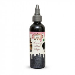 Beaming Black Drips (110 Gms.) - Confect