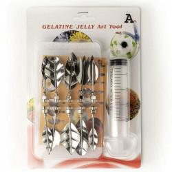 Gelatin / Jelly Art Tools Style A