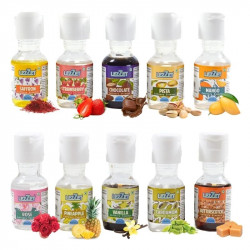 Lezzet Culinary Essence Assorted Pack of 10 Flavours