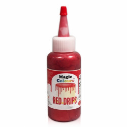 Red Drips (100 Gms.) - Magic Colours