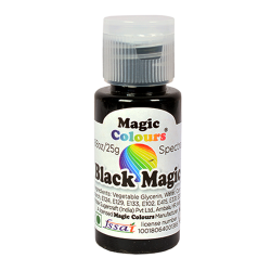 Black Magic Gel Colour - Magic Colours