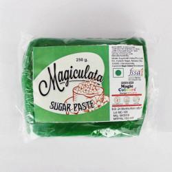Garden Green Sugar Paste (250 Gm) - Magiculata