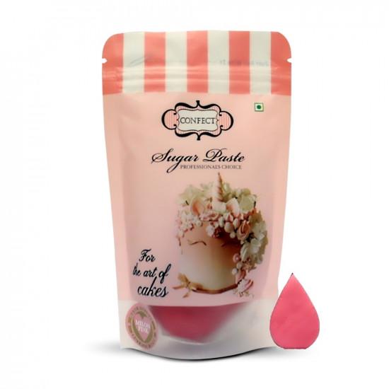 Melon Pink Sugar Paste (250 gm) - Confect