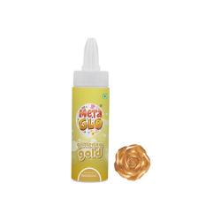 Glittering Gold - Meta Glo Spray Colour