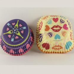Party Theme Muffin Liner