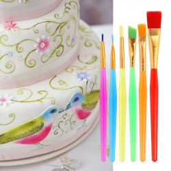 Paint Brush Set of 6