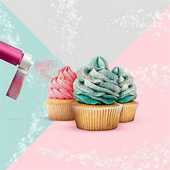 Shimmer Pump - Manual Air Brush Cake Decorating Tool
