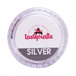 Silver Luster Dust - Tastycrafts