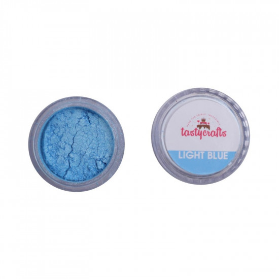 Light Blue Luster Dust - Tastycrafts