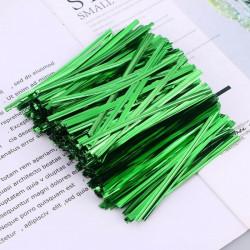 Green Twister Ties