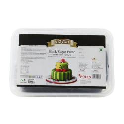 Black Sugar Paste (1 Kg) - Vizyon