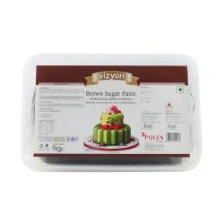 Brown Sugar Paste (1 Kg) - Vizyon