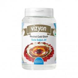 Vizyon Neutral Cold Glaze - 200 Gm