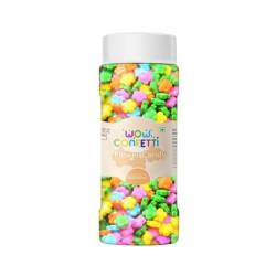 Wow Confetti Flower Candy