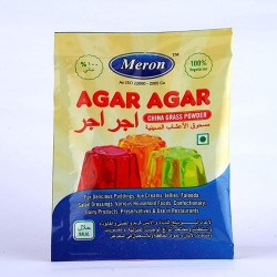Agar Agar - China Grass Powder Sachet 10 Gms