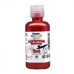 Red Airbrush Colour (55 Ml) - Magic Colours