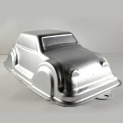 Car Shape Aluminium Cake Mould