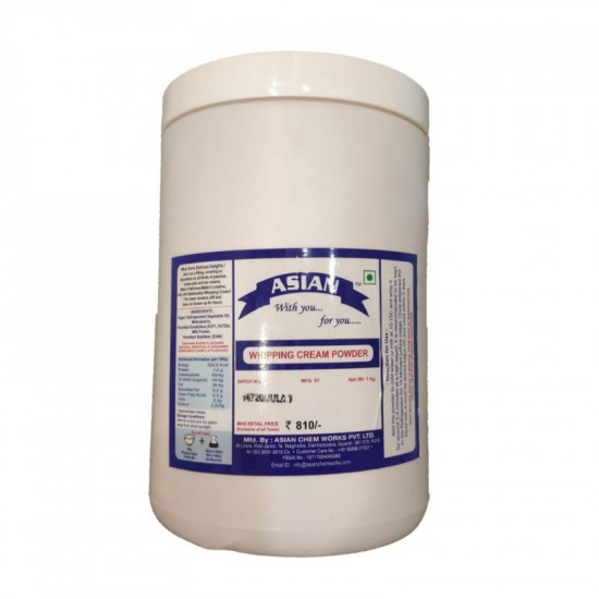 Whipping Cream Powder (1 Kg) - Asian