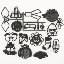 Assorted Themes Fondant Cutter Set