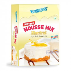 Mousse Mix (Neutral) - Bakerswhip