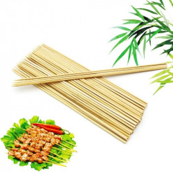Bamboo Skewer Sticks - 10 inches