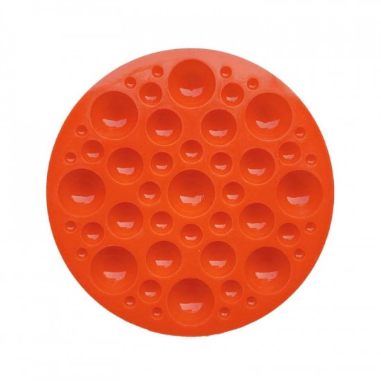 Bubbles Shape Silicone Chocolate Mould