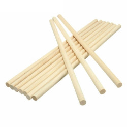 Cake Dowels - 6mm (Pack of 12 Pieces)
