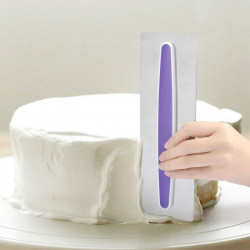 Cake Scraper Icing / Fondant Smoother