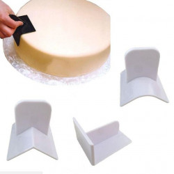 Cake Smoother Set of 3 Pieces