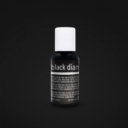 Black Diamond Gel Colour - Chefmaster