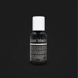 Coal Black Gel Colour - Chefmaster