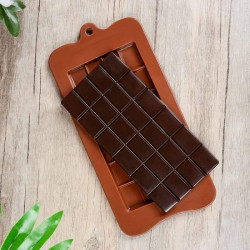 24 Cavity Chocolate Bar Silicone Chocolate Mould