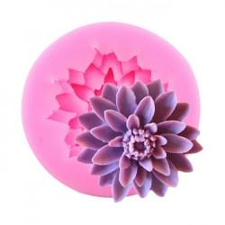 Lotus Flower Fondant Mould