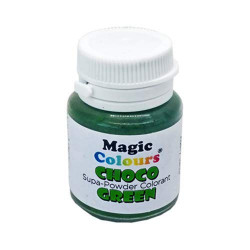 Green Supa Powder Colorant (5 Gms) - Magic Colours