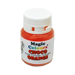Orange Supa Powder Colorant (5 Gms) - Magic Colours