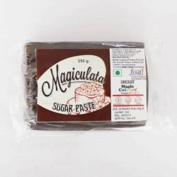 Chocolate Sugar Paste (250 Gm) - Magiculata
