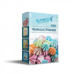 Eggless Meringue Powder Instant Mix - Bakerswhip