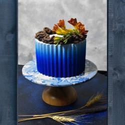 Cake Decoration Origami Sheet Mould - Wave 1