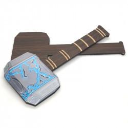 Pinata Hammer - Thor Lightening Theme